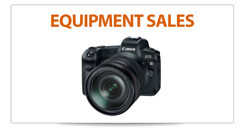 Professional Photography Equipment Sales At The Pro Centre London